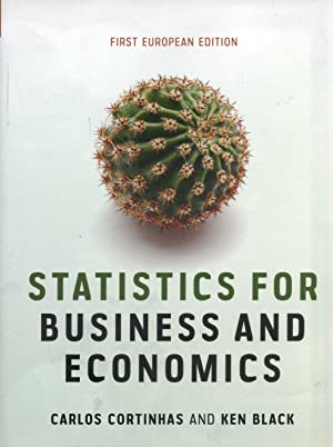 Statistics for Business and Economics: Carlos Cortinhas &