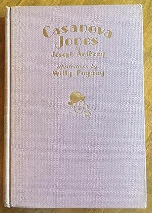 Casanova Jones: Joseph Anthony, Willy