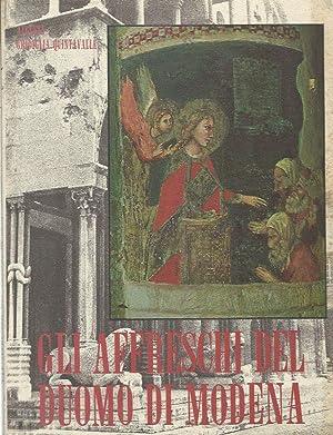 Gli affreschi del Duomo di Modena: Ghidiglia Quintavalle Augusta