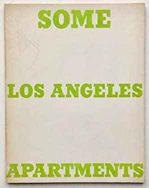 Seller image for Some Los Angeles Apartments. for sale by Tim Byers Art Books