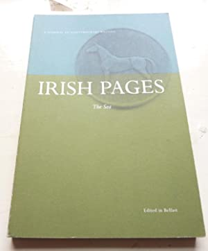 Irish Pages. A Journal of Contemporary Writing.: Edited by Chris