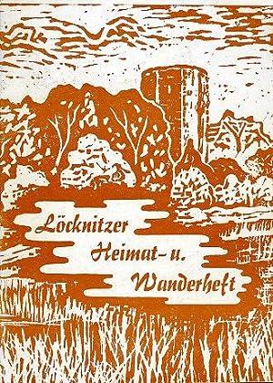 Löcknitzer Heimatheft. Löcknitzer Heimat- und Wanderheft.: Pagel, Walter: