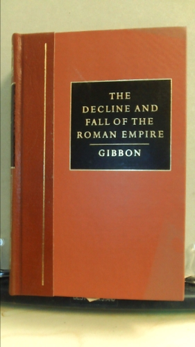 The Decline and Fall of the Roman: GIBBON,EDWARD
