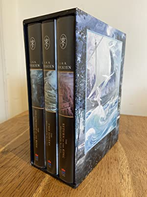 The Lord of the Rings: The Fellowship: J.R.R. Tolkien; Alan
