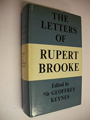 Seller image for The Letters of Rupert Brooke for sale by Cheshire Book Centre