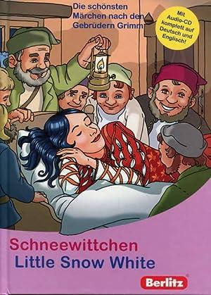 Schneewittchen - Little Snow White. Mit Audio-CD: Grimm, Brüder