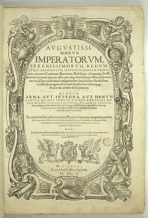 Augustissimorum imperatorum, serenissimorum regum, atque archiducum, illustrissimorum: Schrenck von Notzing,
