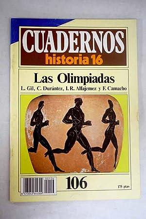 Las Olimpiadas: Gil, Luis