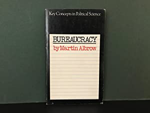 Seller image for Bureaucracy (Key Concepts in Political Science) for sale by Bookwood