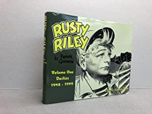 RUSTY RILEY : Dailies 1948-1949, Vol. 1