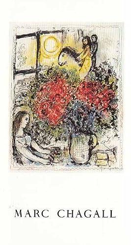 Marc Chagall 1887-1985. Originalgraphik aus 7 Jahrzehnten.: Chagall, Marc: