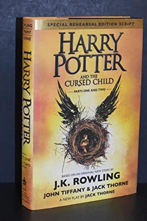 Harry Potter and the Cursed Child Parts One and Two; Special Rehearsal Edition Script