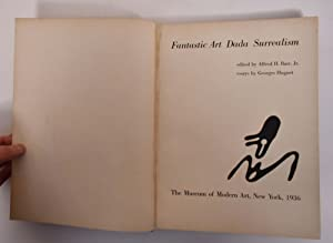 Fantastic Art, Dada, Surrealism: Barr, Alfred and