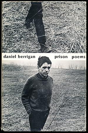 PRISON POEMS.: Berrigan, Daniel.