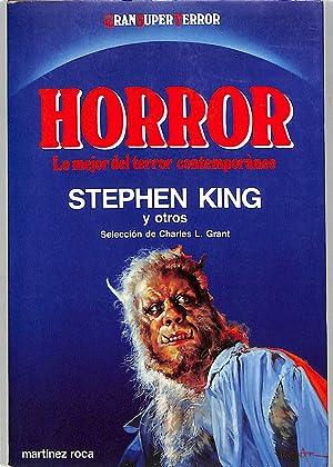 HORROR: Stephen King