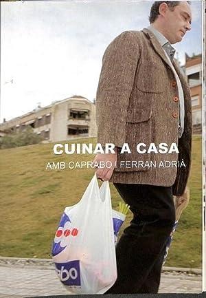 CUINAR A CASA AMB CAPRABO I FERRAN: Ferran