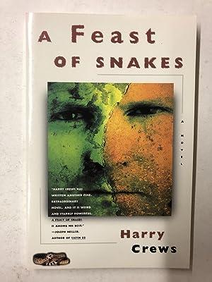 A Feast of Snakes: Crews, Harry