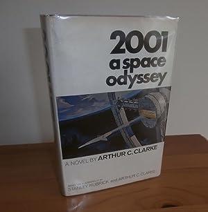 2001: A Space Odyssey: Clarke, Arthur C