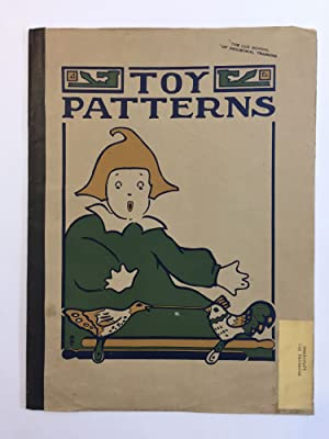 "[""MANUAL ARTS"" FOR CHILDREN]. Toy Patterns"
