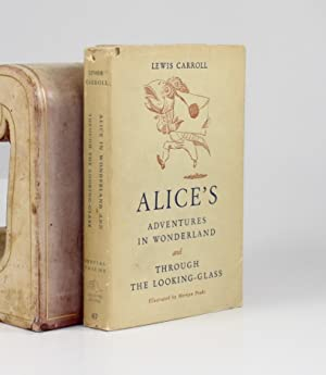 Alice's Adventures in Wonderland, and Through the: CARROLL, LEWIS -