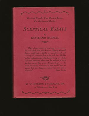 Sceptical Essays: Bertrand Russell