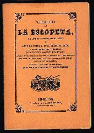 TESORO DE LA ESCOPETA Y DEMÁS PERTRECHOS: VV.AA.