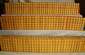 Works. 100 volumes in signed full morocco: Scott, Sir Walter.