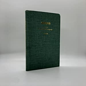 A Collection of Hymns Translated into the: Faries, Richard (1870-1964),
