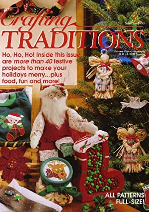 Crafting Traditions Magazine Nov/Dec Back Issue 1995