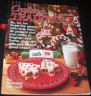 Crafting Traditions Magazine Nov/Dec Back Issue 1997