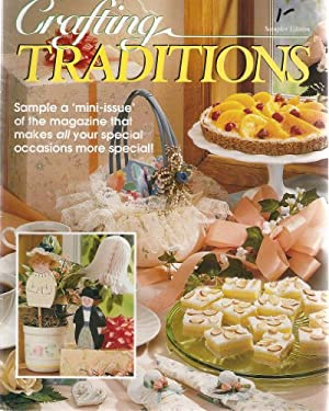 Crafting Traditions Magazine Premiere Edition Back Issue
