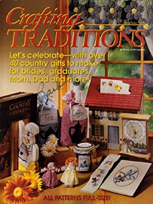Crafting Traditions Magazine May/June Back Issue 1996