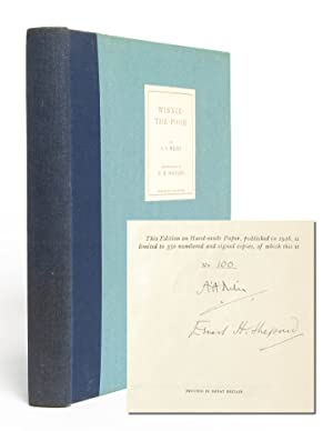 Winnie-the-Pooh (Signed Limited Edition): Milne, A. A.