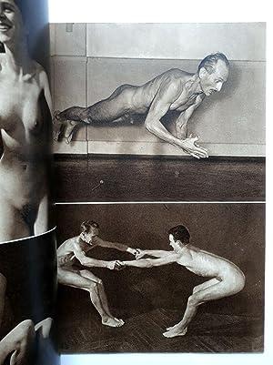 Der nackte Mensch in der Bewegung - Der Text zum Kulturfilm: Adolf-Koch-Gymnastik mit 27 s/w ...