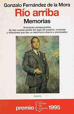 Imagen del vendedor de RÍO ARRIBA. MEMORIAS a la venta por Librería Torreón de Rueda