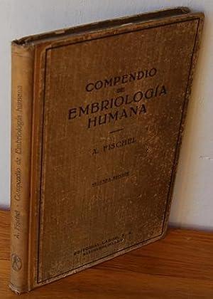 COMPENDIO DE EMBRIOLOGÍA HUMANA: ALFRED FISCHEL