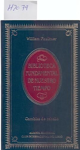 GAMBITO DE CABALLO: William Faulkner