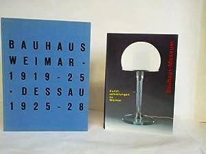 Bauhaus. Weimar 1919 - 1925. Dessau 1925: Bayer, Herbert/Gropius, Walter/Gropius,