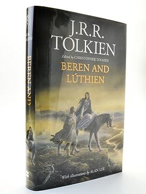 Bild des Verkäufers für Beren and Luthien zum Verkauf von Cheltenham Rare Books