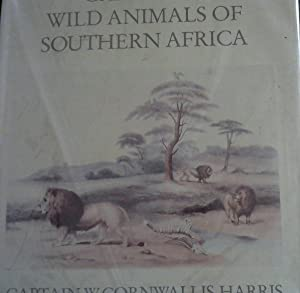 Portraits of the Game and Wild Animals: Harris, W. Cornwallis