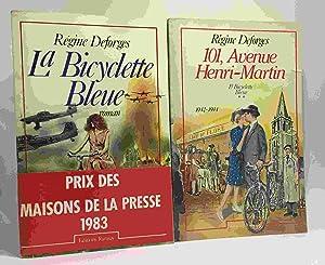 La Bicyclette Bleue + 101 avenue Henri: Régine Deforges