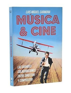 MÚSICA & CINE. LAS GRANDES COLABORACIONES ENTRE: CARMONA, Luis Miguel