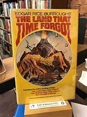 The Land that Time Forgot: A Trilogy: Burroughs, Edgar Rice;