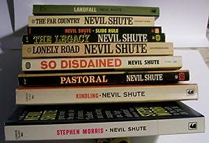 Landfall, Stephen Morris, Kindling, Pastoral, So Disdained,: Shute, Nevil