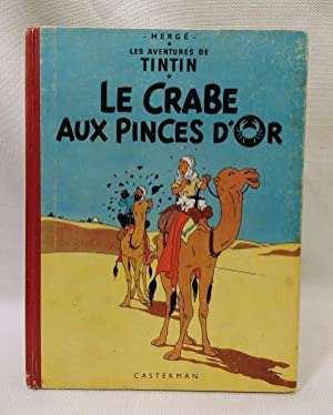 Crabe Aux Pinces D'Or: Herge
