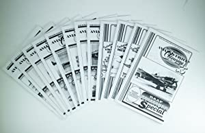 Ian K. Baker's Aviation History Colouring Book.;: BAKER, Ian K.
