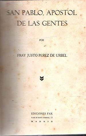 Imagen del vendedor de San Pablo, apostol de las gentes . a la venta por Librería Anticuaria Astarloa