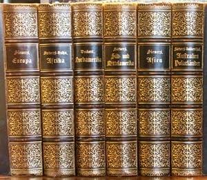 Allgemeine Landeskunde/Länderkunde. Sechs (6) Bände. 1. Europa: Sievers, Prof. Dr.