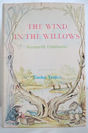 THE WIND IN THE WILLOWS (DJ protected: Kenneth Grahame