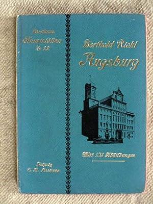 Bild des Verkäufers für Augsburg (Berühmte Kunststätten No. 22). Mit 103 Abbildungen. zum Verkauf von Antiquariat und Verlag Nikolai Löwenkamp